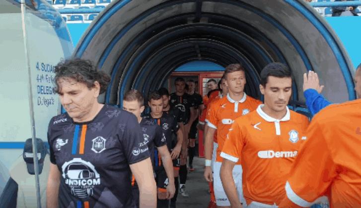 Varteks se porazom od favoriziranog Varaždina oprostio od županijskog kupa