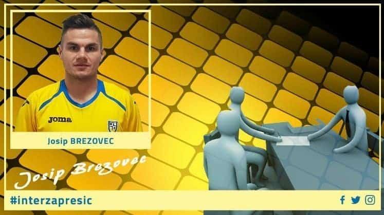 Brezovec potpisao za zaprešićki Inter
