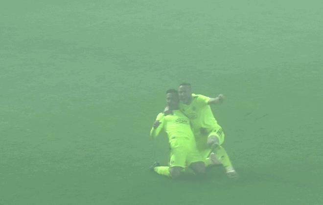 Dinamo pogocima Gavranovića i Olma svladao Osijek u maglovitom Gradskom vrtu (VIDEO)