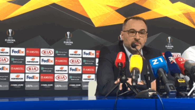 Krešimir Antolić o priopćenju i tribini DTSM-a, smjeni Svetine: 'Otvoreni smo za razgovore kada nas ti dečki prihvate kao legitimnu i legalnu upravu kluba'
