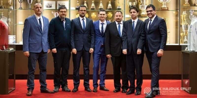 Benjamin Perasović novi predsjednik Nadzornog odbora HNK Hajduk Split