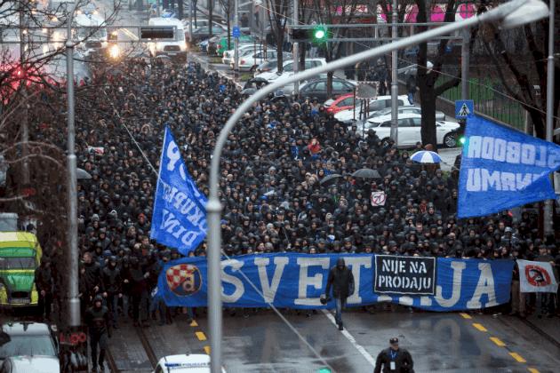 Otvoreno pismo Plenkoviću i Bandiću: Omogućite poštivanje zakona u Dinamu