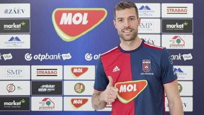 Marko Futacs potpisao za MOL Vidi