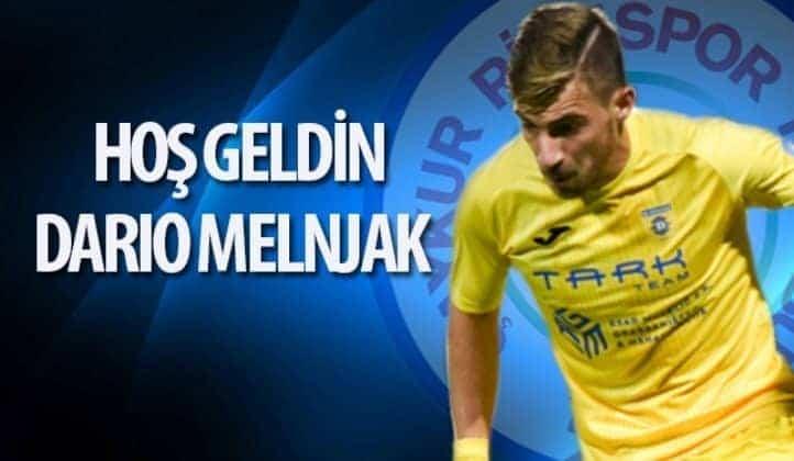 Dario Melnjak potpisao za Rizespor
