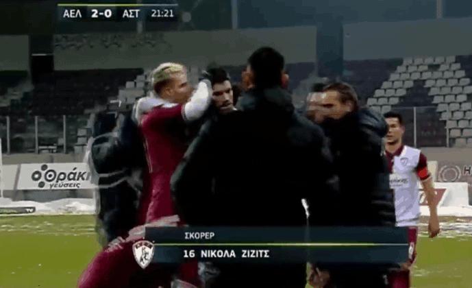 Nikola Žižić strijelac, Kalinić asistent (VIDEO)