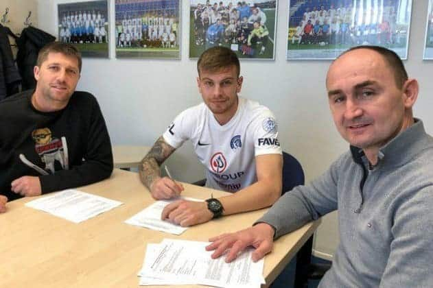 Domagoj Franić potpisao za češkog prvoligaša