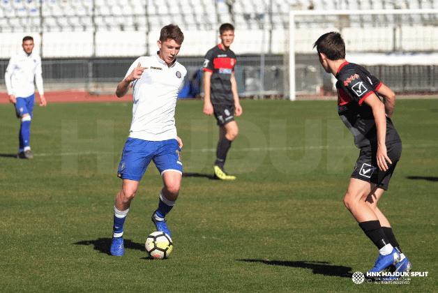 Prva HNL juniora: Hajduk pobjedom preskočio Lokomotivu i Dinamo (VIDEO)