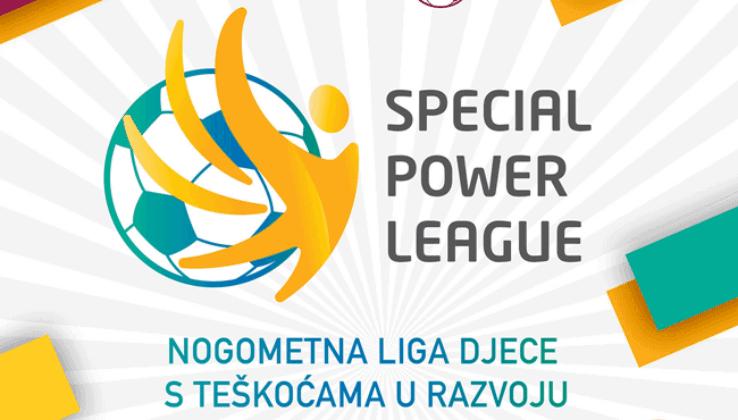 U Osijeku održana druga 'Special Power League', nogometna liga za djecu s teškoćama u razvoju