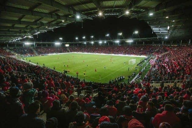Navijači Widzewa blizu novog rekorda poljskog nogometa