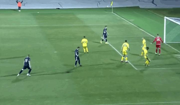 Rudeš pogocima Juranovića i Ericka svladao Inter i stigao do prve pobjede u sezoni (VIDEO)