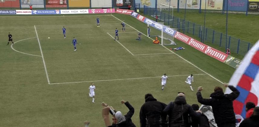 Hajduk preokretom u završnici slavio protiv Slaven Belupa (VIDEO)
