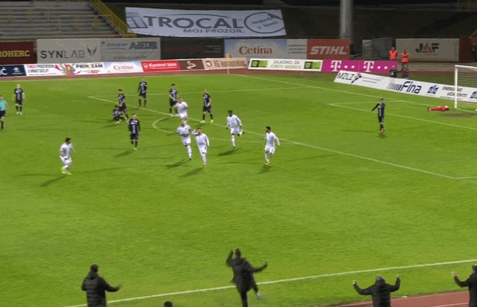 Gorica pogotkom odličnog Lovrića upisala treću pobjedu nad Rijekom (VIDEO)