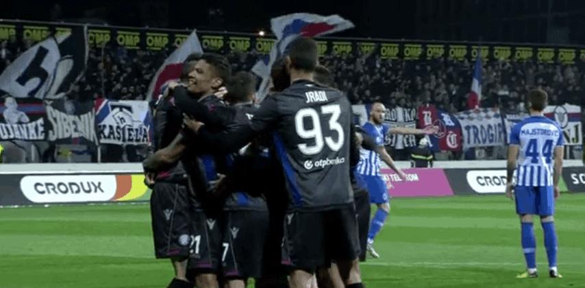 Hajduk pogotkom Jaira svladao Lokomotivu u Kranjčevićevoj (VIDEO)