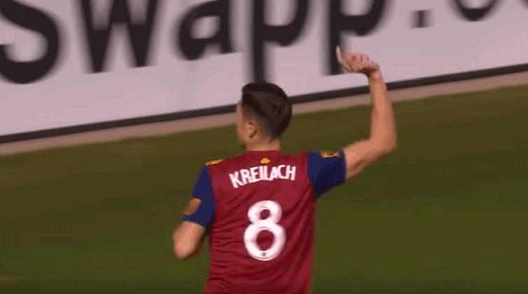 Kreilach dvostruki asistent u slavlju RSL-a protiv Seattlea (VIDEO)