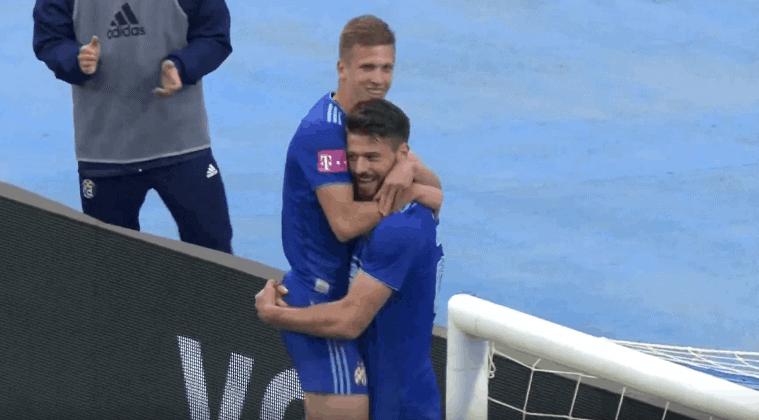 Dinamo golovima Olma i Šunjića osigurao finale kupa (VIDEO)