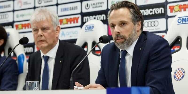 Prije nekoliko dana Hajduk je dobio novog dopredsjednika, ali na pomalo dramatičan način. Tog jutra je kroz grad prostrujao samo