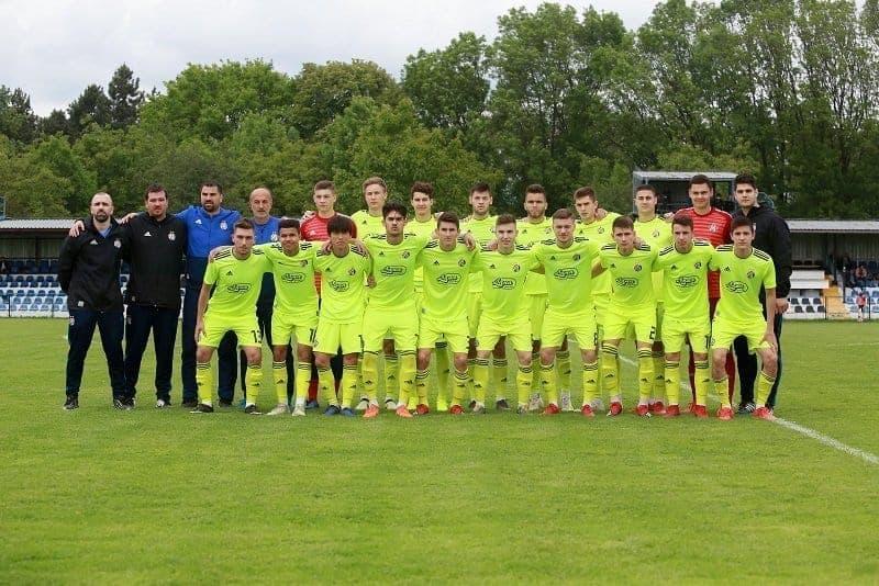 Prva HNL juniora: Dinamo osigurao obranu naslova prvaka i plasman u Ligu prvaka