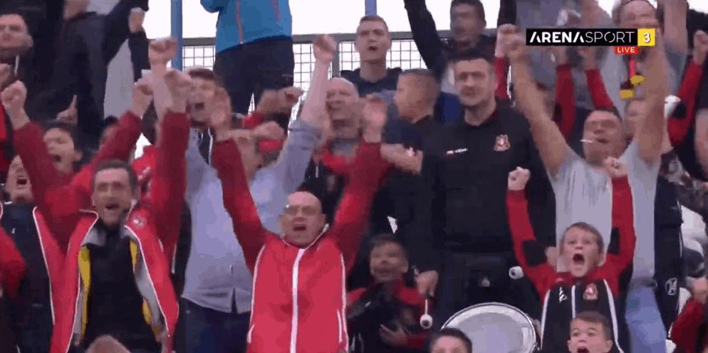 Gorica slavljem nad Osijekom ostala u igri za Europu VIDEO