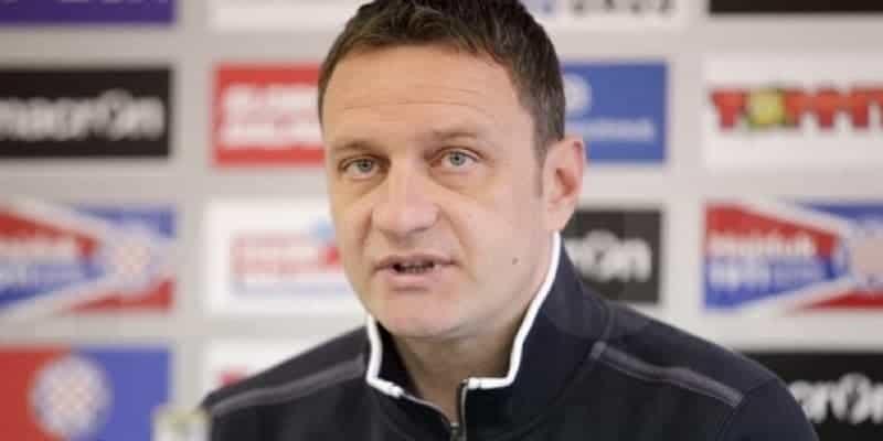 Hari Vukas naslijedio Blaža Sliškovića na mjestu trenera Zrinjskog (VIDEO)