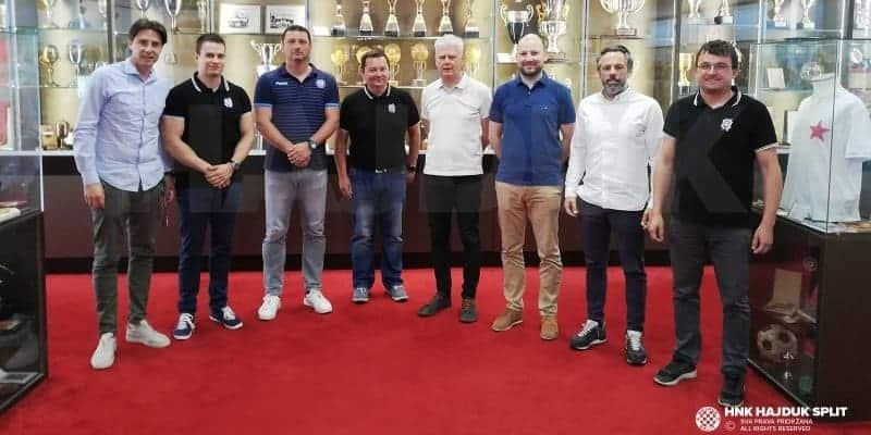 Varteks i Hajduk dogovorili nastavak suradnje