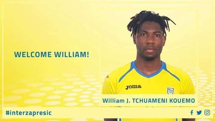 Inter potpisao 22-godišnjeg kamerunskog napadača (VIDEO)