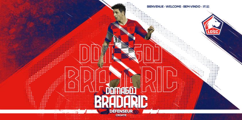 Domagoj Bradarić novi igrač doprvaka Francuske