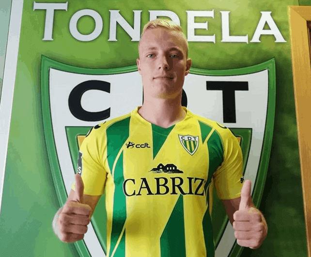 Tomislav Štrkalj iz Rio Avea prešao u CD Tondelu