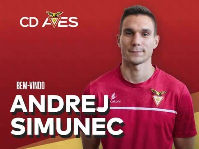 Andrej Šimunec potpisao za portugalskog prvoligaša