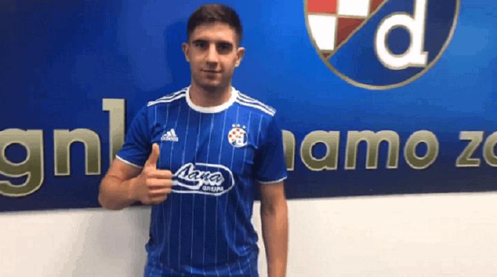 Luka Ivanušec potpisao za Dinamo