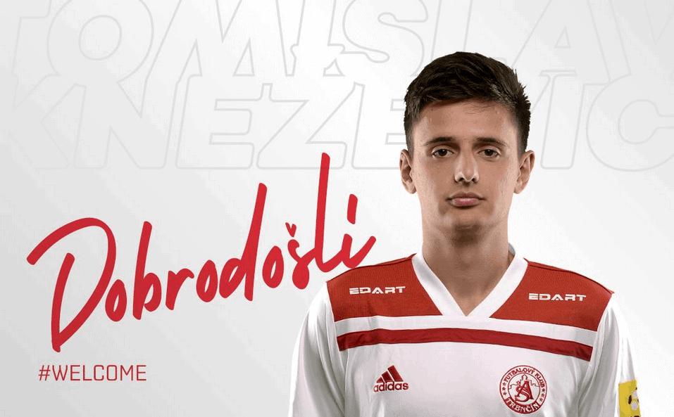 Tomislav Knežević potpisao za AS Trenč n