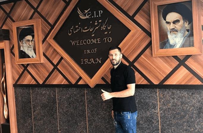Hrvoje Milić doputovao u Iran kako bi potpisao ugovor s Esteghlalom