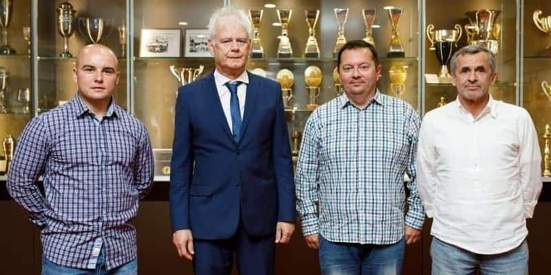Varteks i Hajduk produžili poslovno-sportsku suradnju