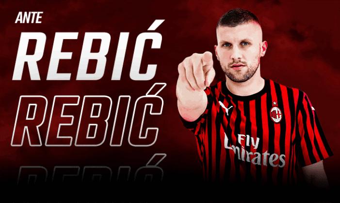 Ante Rebić novi igrač Milana