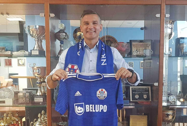 Slaven Belupo imenovao novog trenera