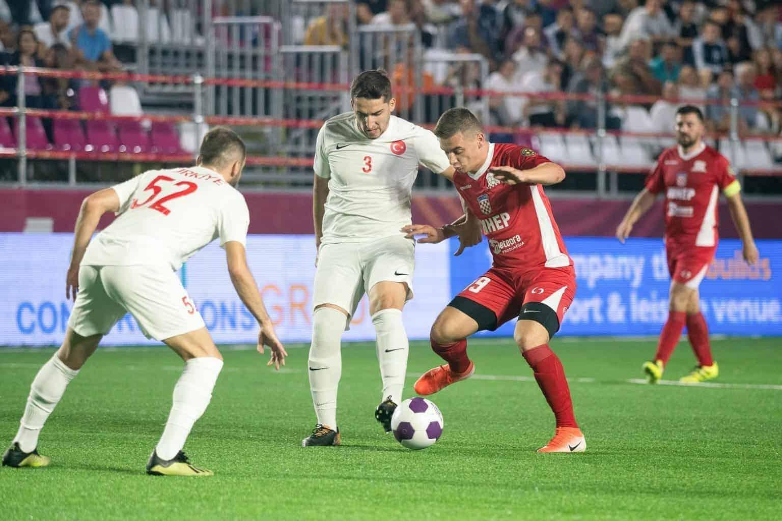 Hrvatska remijem započela Svjetsko malonogometno prvenstvo: Zaslužili smo više od jednog boda