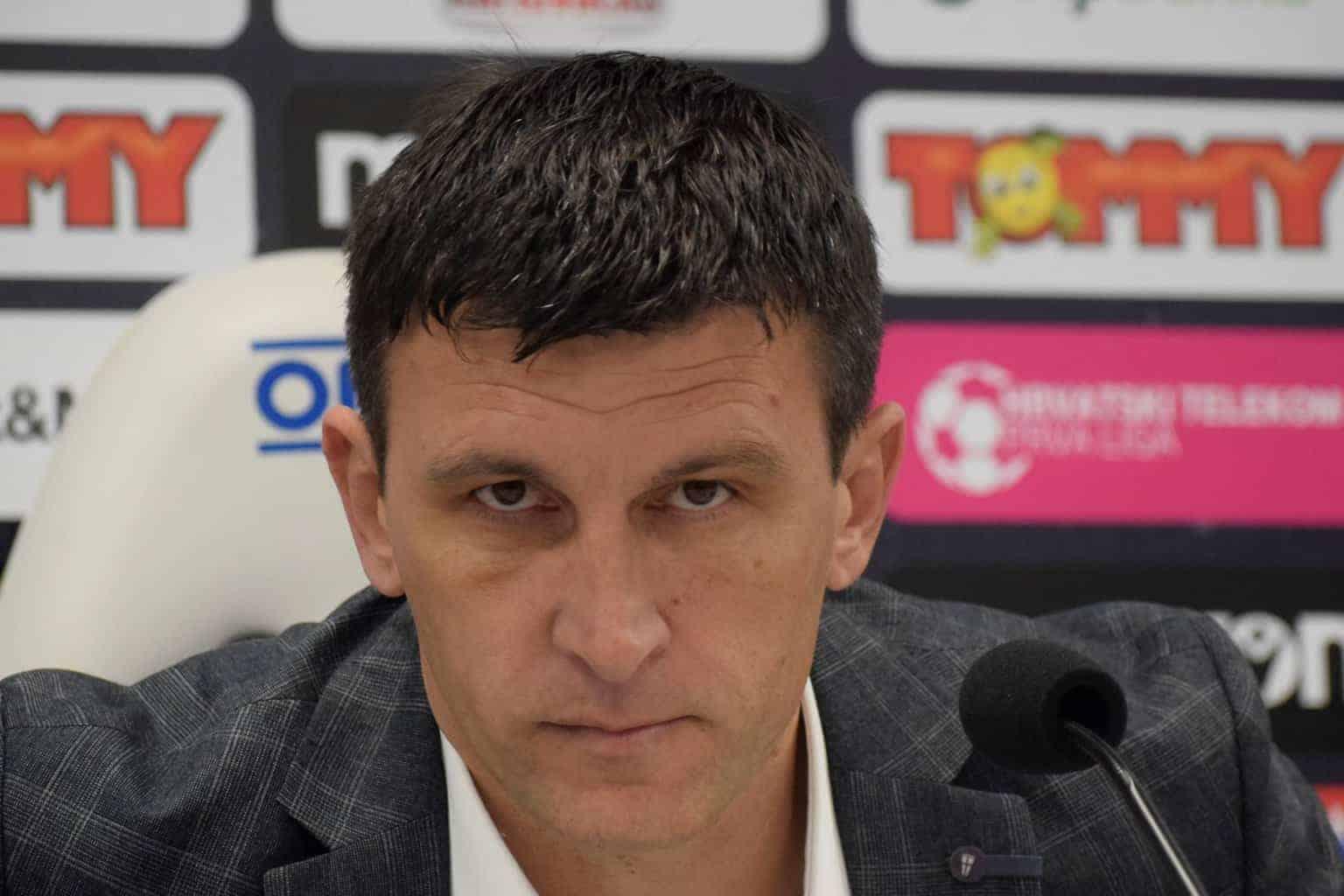 Sergej Jakirović napustio klupu Gorice