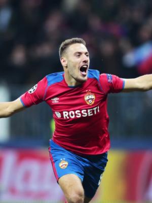 Twitter/PFC CSKA Moscow